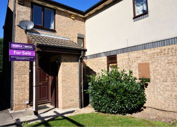 Thumbnail 3 bed end terrace house for sale in Clarkson Drive, Beeston