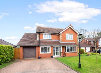 Thumbnail 4 bed detached house for sale in Holgrave Close, High Legh, Knutsford, Cheshire