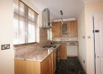Thumbnail 4 bed flat to rent in Audley Road, London