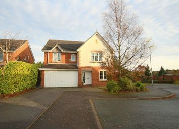 Thumbnail 5 bedroom detached house for sale in Fair-Green Road, Baldwins Gate, Newcastle-Under-Lyme