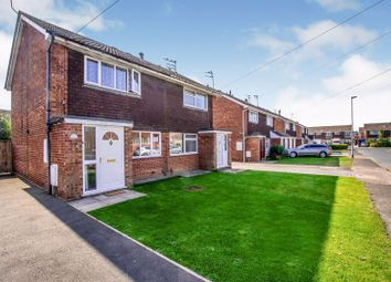 Thumbnail 2 bed semi-detached house for sale in Roxby Gardens, Wolverhampton