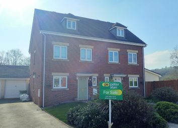 Thumbnail 3 bed semi-detached house for sale in Sword Hill, Caerphilly