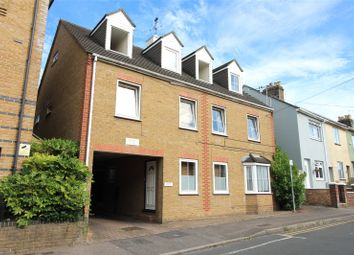 Thumbnail 1 bed flat for sale in Knights Court, Ufton Lane, Sittingbourne, Kent