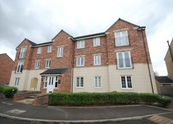 Thumbnail 2 bed flat for sale in Silverwood Road, Woolley Grange, Barnsley, West Yorkshire