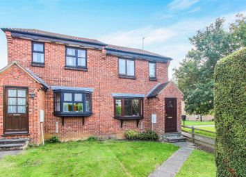 Thumbnail 3 bedroom semi-detached house for sale in Byfield Road, Papworth Everard, Cambridge