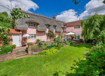 Thumbnail 4 bedroom detached house for sale in Monks Eleigh, Ipswich, Suffolk
