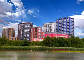 Thumbnail  Studio for sale in Bridgewater House, London City Island, Canning Town