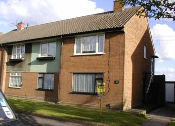 Thumbnail 2 bed flat to rent in Central Drive, Coseley, Bilston