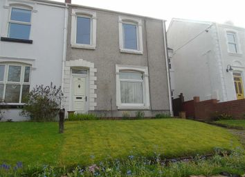 Thumbnail 3 bed end terrace house for sale in Clasemont Road, Morriston, Swansea