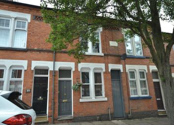 Thumbnail 2 bedroom terraced house for sale in Cradock Road, Leicester