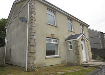 Thumbnail 4 bedroom detached house for sale in Clydach Road, Ynystawe, Swansea