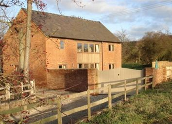 Thumbnail 4 bed barn conversion to rent in Lower Farm, Brownley Green Lane, Hatton, Warwick