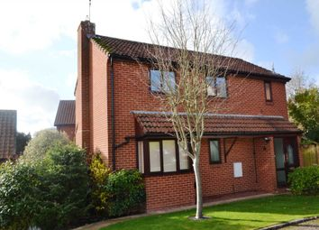Thumbnail 3 bed detached house for sale in Dukes Close, Otterton, Budleigh Salterton