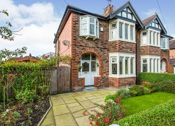 Thumbnail 3 bed semi-detached house for sale in Abingdon Drive, Ashton-On-Ribble, Preston, Lancashire
