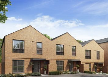 "Thumbnail 4 bedroom end terrace house for sale in ""The Basford"" at Harrow View, Harrow"