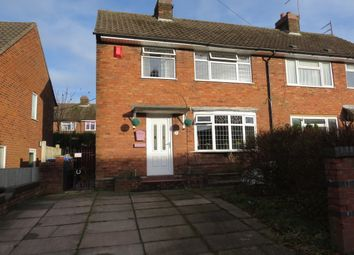 Thumbnail 3 bed semi-detached house for sale in St. Johns Road, Biddulph, Stoke-On-Trent