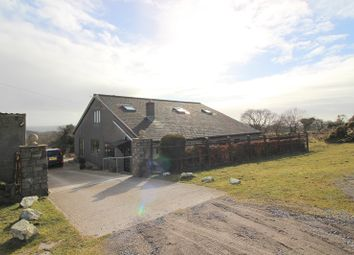 Thumbnail 4 bed detached house for sale in Heol Llan, Coity, Bridgend.
