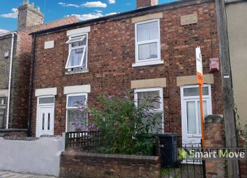 Thumbnail 2 bedroom terraced house for sale in Highbury Street, Peterborough, Cambridgeshire.