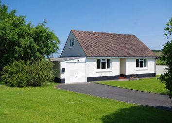 Thumbnail 2 bed bungalow for sale in Sea View Bungalow, Caffyns Cross, Lynton