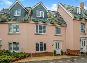 Thumbnail 3 bed terraced house for sale in Kenninghall, Norfolk