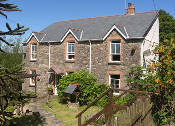 Thumbnail 6 bed farmhouse for sale in Swiss Valley, Llanelli