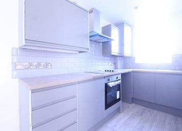 Thumbnail 3 bed flat to rent in Clifden Road, London