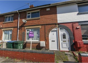 Thumbnail 2 bed terraced house for sale in Elmsdale Avenue, Coventry