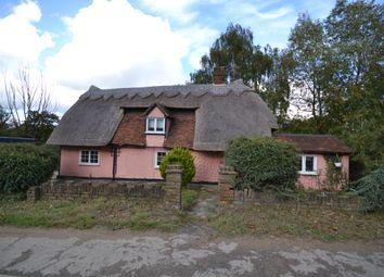Thumbnail 3 bed cottage for sale in Start Hill, Bishops Stortford