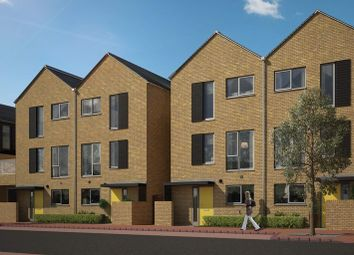 Thumbnail 4 bed town house for sale in Fusion, Newhall, Harlow