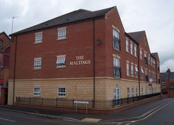 Thumbnail 1 bedroom flat to rent in The Maltings, Manchester Street, Derby