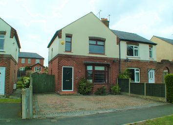 Thumbnail 2 bed semi-detached house for sale in The Highway, Hawarden, Deeside