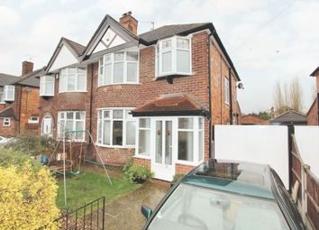 Thumbnail 3 bed semi-detached house for sale in Kingswood Road, Wollaton, Nottingham