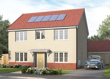 """Thumbnail 4 bed detached house for sale in """"The Palmbrook  """" at Aurs Road, Barrhead, Glasgow"""