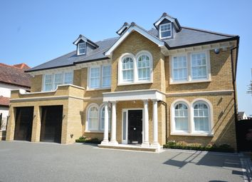 Thumbnail 6 bedroom detached house for sale in Nelmes Way, Emerson Park, Hornchurch