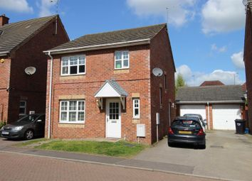 Thumbnail 3 bed property for sale in Morning Star Road, Daventry