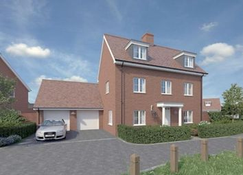 Thumbnail 4 bed detached house for sale in Beaulieu Heath, Centenary Way, Off White Hart Lane, Chelmsford, Essex