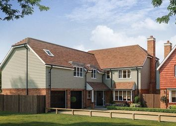 "Thumbnail 5 bed property for sale in ""The Austen"" at Gatesmead, Lindfield, Haywards Heath"
