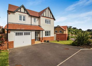 Thumbnail 4 bedroom detached house for sale in Needs Drive, Bideford
