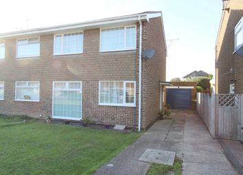 Thumbnail Semi-detached house for sale in Bruce Close, Deal