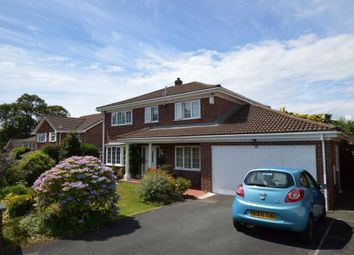 Thumbnail 4 bedroom detached house for sale in Caradon Close, Derriford, Plymouth, Devon