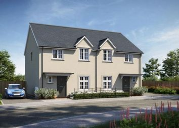 Thumbnail 3 bed detached house for sale in Launceston Road, Tavistock