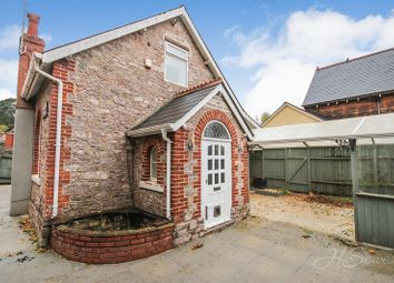 Thumbnail 3 bed detached house for sale in Edginswell Lane, Torquay