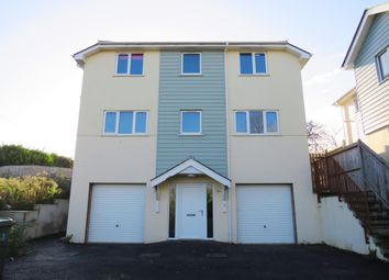 Thumbnail 4 bed detached house to rent in Haye Road, Sherford, Plymouth