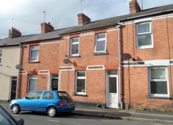 Thumbnail Terraced house to rent in Roberts Road, Exeter