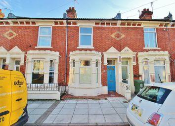 Thumbnail 3 bed terraced house for sale in Teddington Road, Southsea