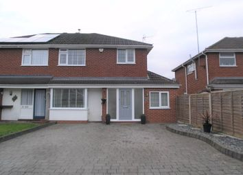 Kinver, Off Compton Road, Compton Close DY7. 3 bed semi-detached house for sale