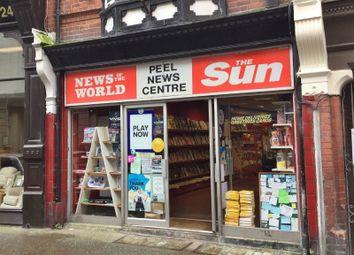Thumbnail Retail premises for sale in 24 Michael Street, Peel