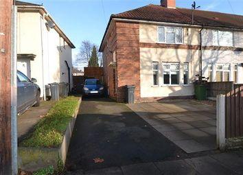 Thumbnail 3 bed semi-detached house for sale in Longford Road, Kingstanding, Birmingham