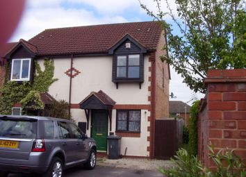 Thumbnail 2 bed end terrace house to rent in Grenadier Close, Abbeymead