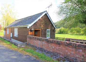 Thumbnail 1 bed detached bungalow for sale in Stanner, Kington